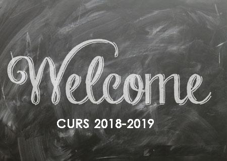 Benvinguts/des al nou curs escolar
